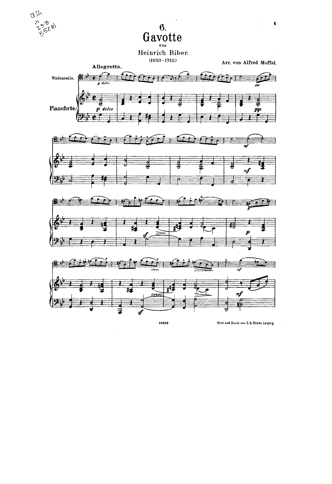 PMLP101360-Biber - Gavotte in G minor for Cello and Piano (Moffat) score.pdf