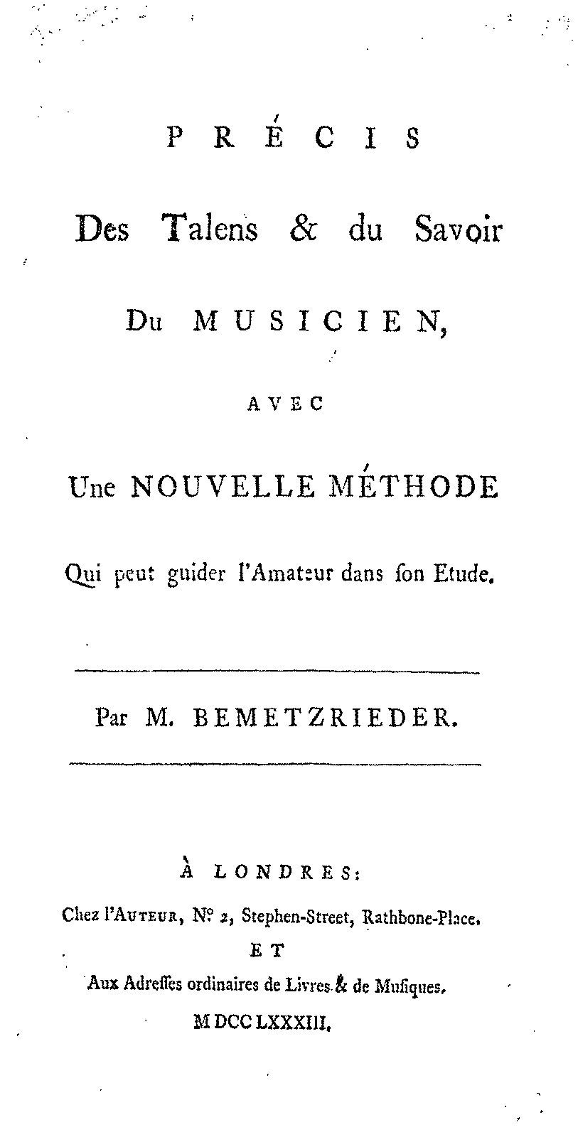 PMLP139964-bemetzrieder Abstract of the talents and knowledge french 1783.pdf