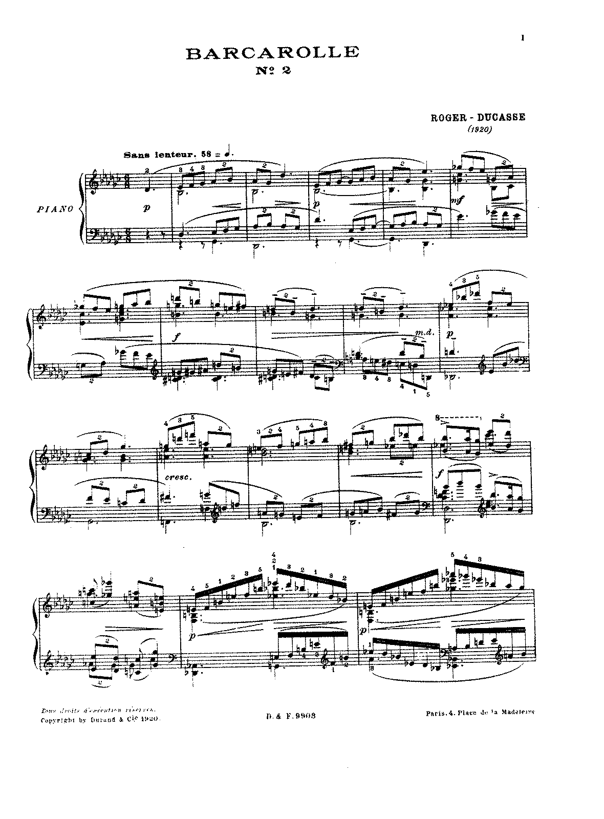 Roger-Ducasse - Barcarolle No.2 (piano).pdf