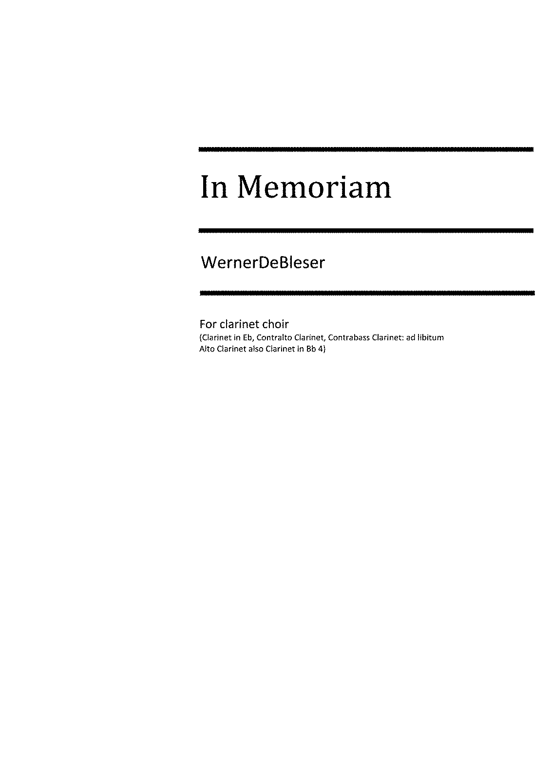 PMLP495901-Werner De Bleser - In Memoriam - 1 - eternal rest - CL Choir - score.pdf
