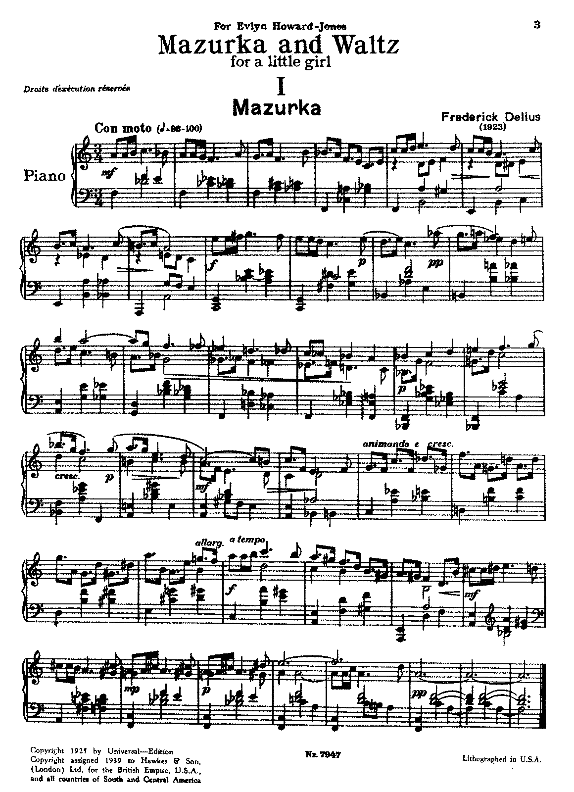 Delius - 5 Pieces (piano).pdf