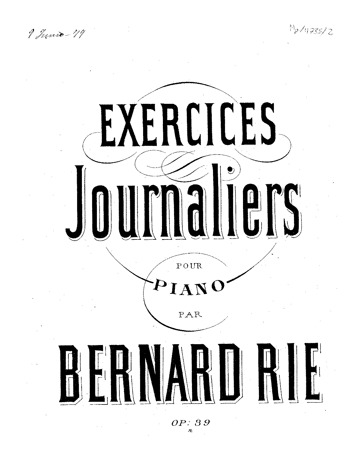 PMLP468642-BRie Exercices journaliers, Op.39.pdf
