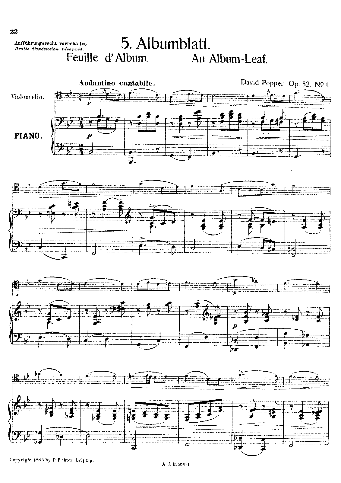 PMLP125200-Popper Albumleaf for Cello and Piano Op52No1.pdf
