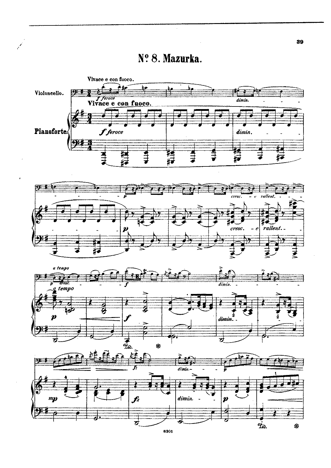 PMLP02289-Chopin - 8a Mazurka Op7 No1 for Cello and Piano (Grutzmacher) score.pdf