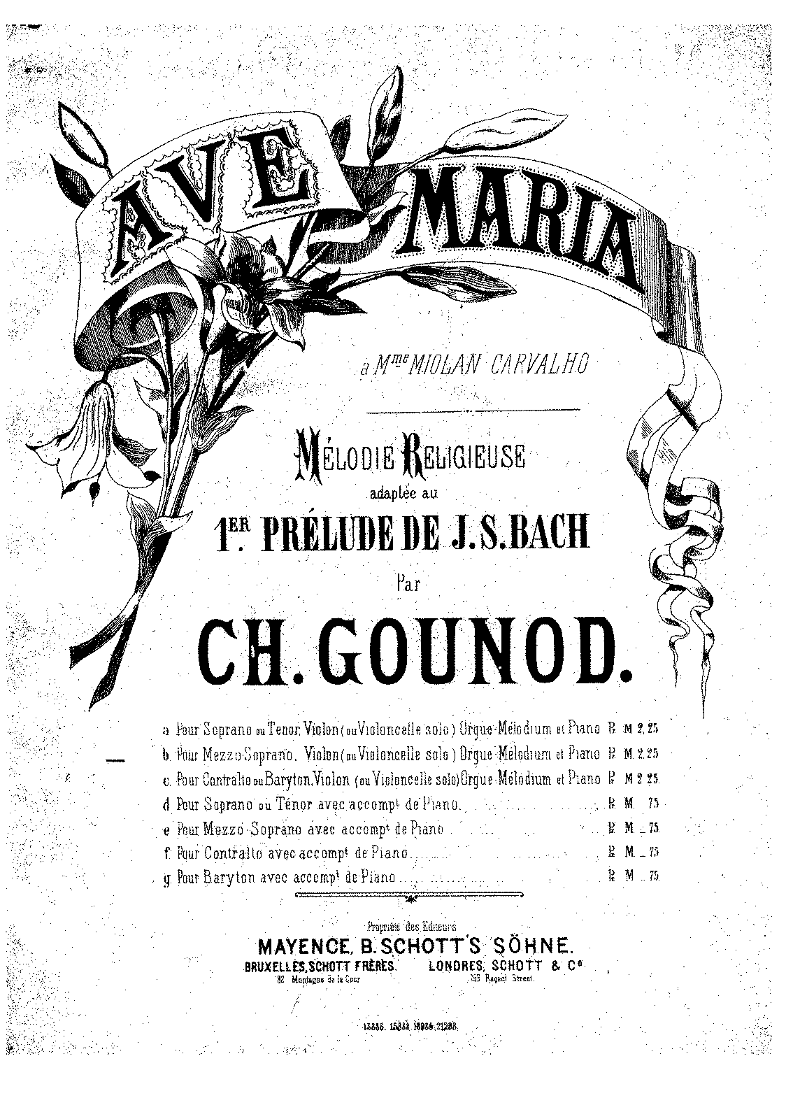 Ave maria gounod charles imslppetrucci music library free accompaniments 11scoresparts 27 fandeluxe Images