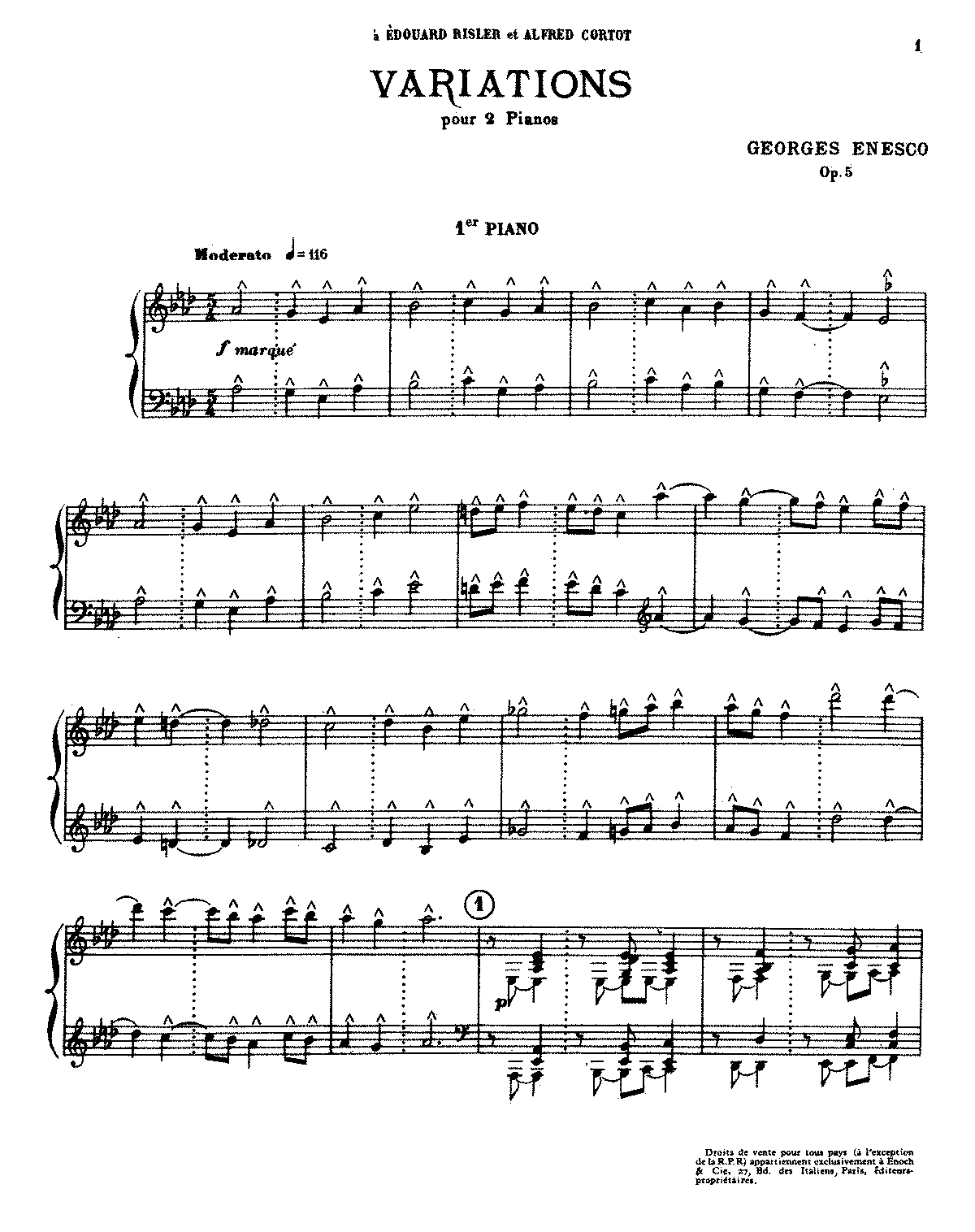 PMLP187466-Enescu - Variations for 2 pianos, Op. 5.pdf