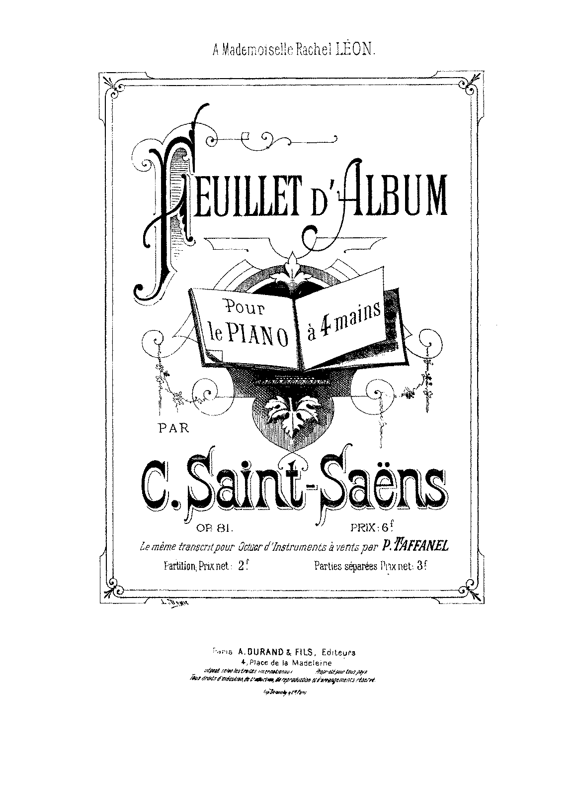 Saint-Saens Feuillet album piano 4 hands.pdf