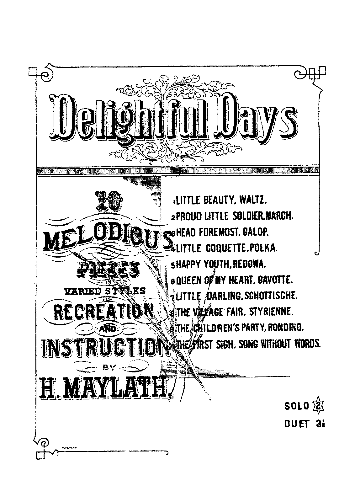 PMLP615168-Maylath - Delightfull Days - 10 Melodious Pieces 4H.pdf