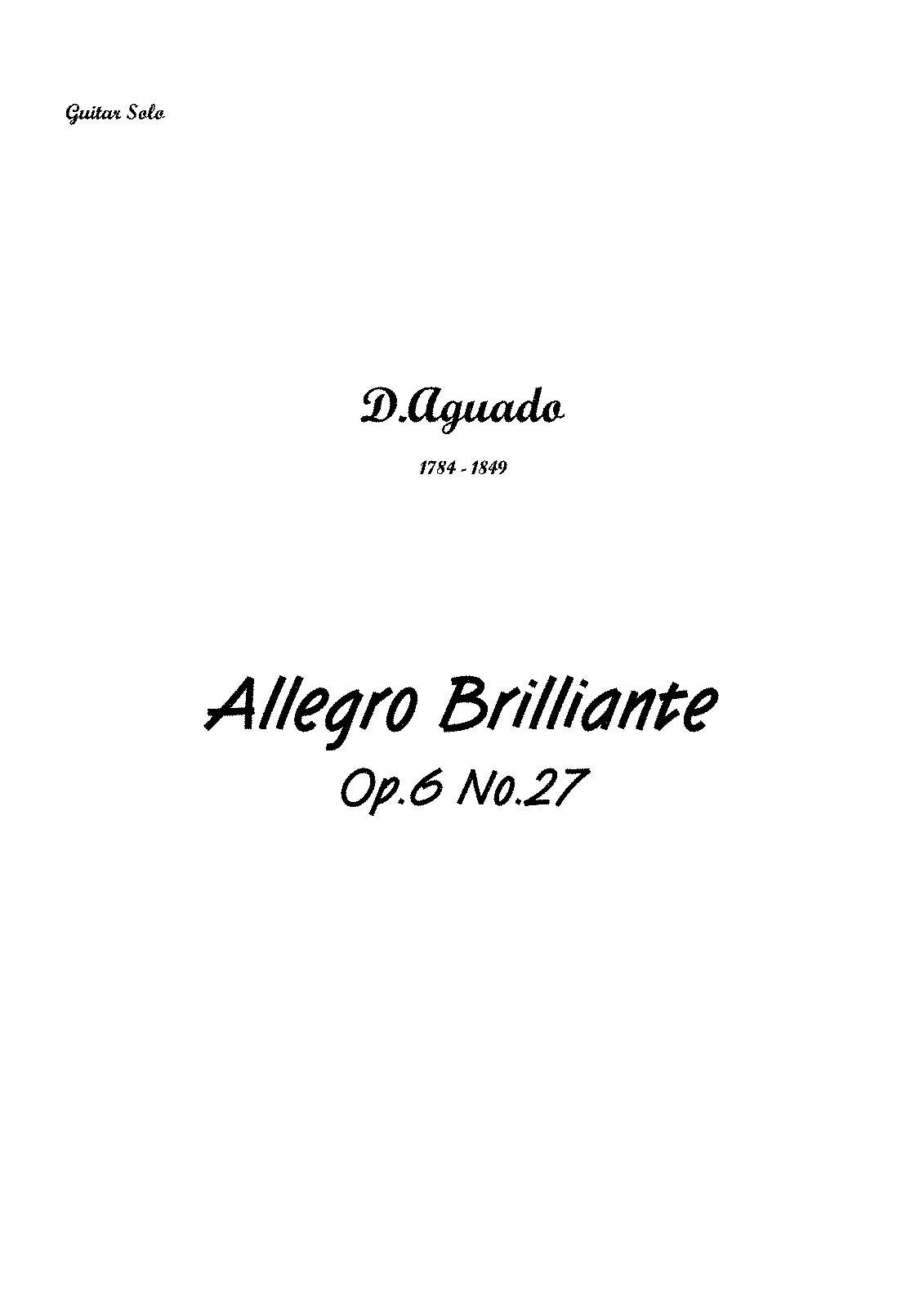 PMLP81902-aguado allegro brilliante Op.6 No 27.pdf