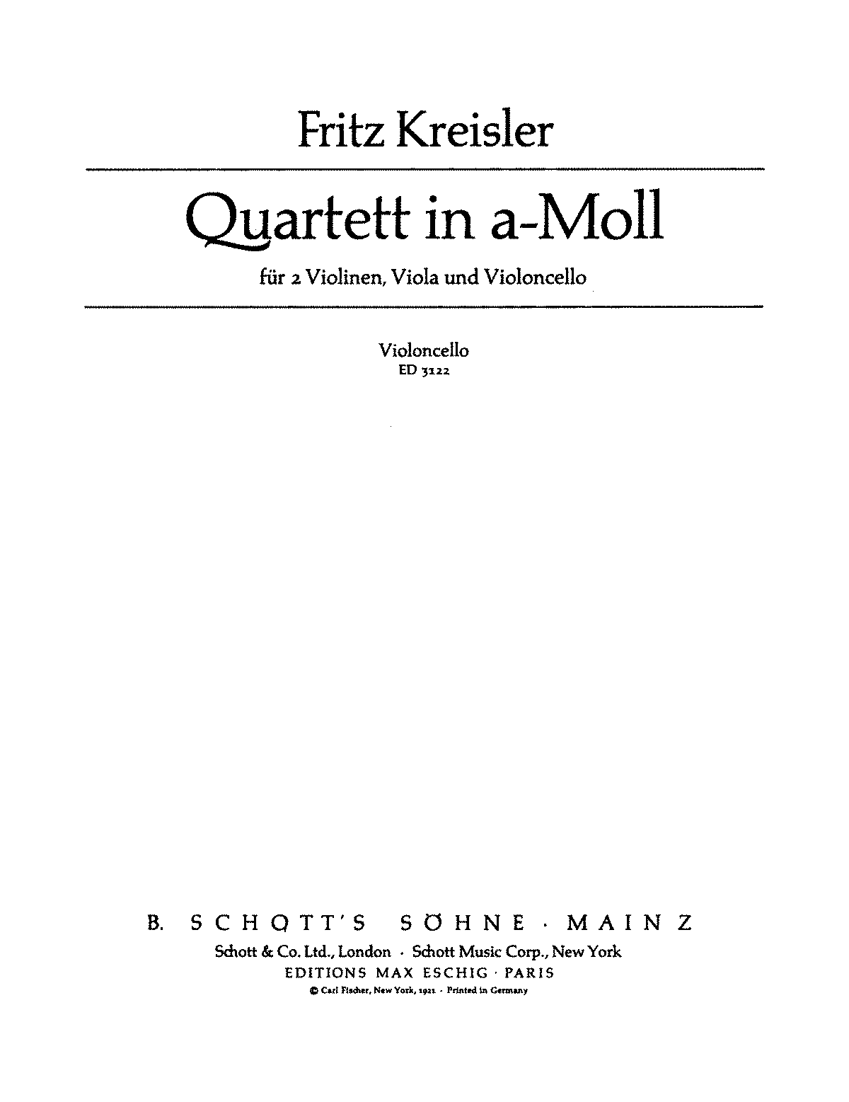 PMLP265098-Kreisler - String Quartet cello part.pdf