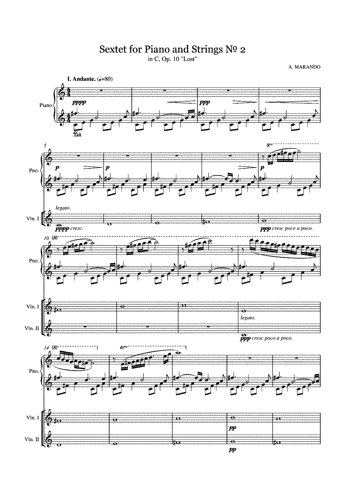 "PMLP133405-A. Marando - Op.10 - Sextet for Piano and Strings No. 2 in C, ""Lost"".pdf"
