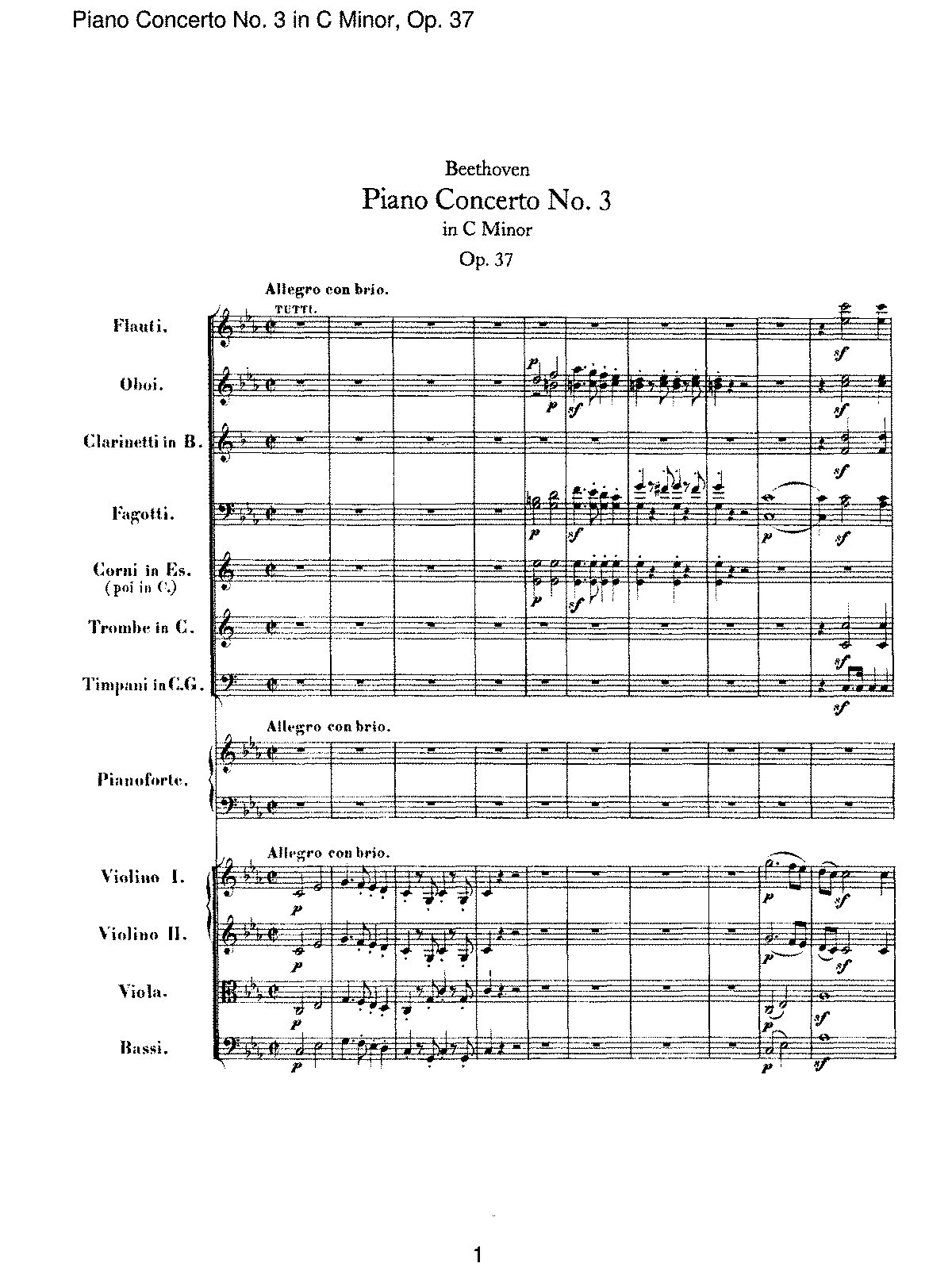 Piano Concerto No. 3 in C Minor, Op. 37-I. Allegro con brio.pdf