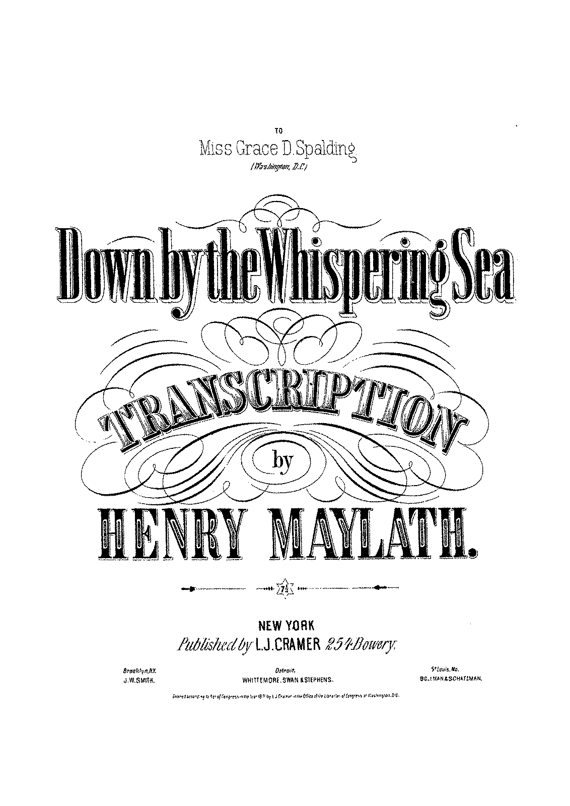 PMLP616742-Maylath - Transcription - Juch, Justin - Down by the Whispering Sea!.pdf