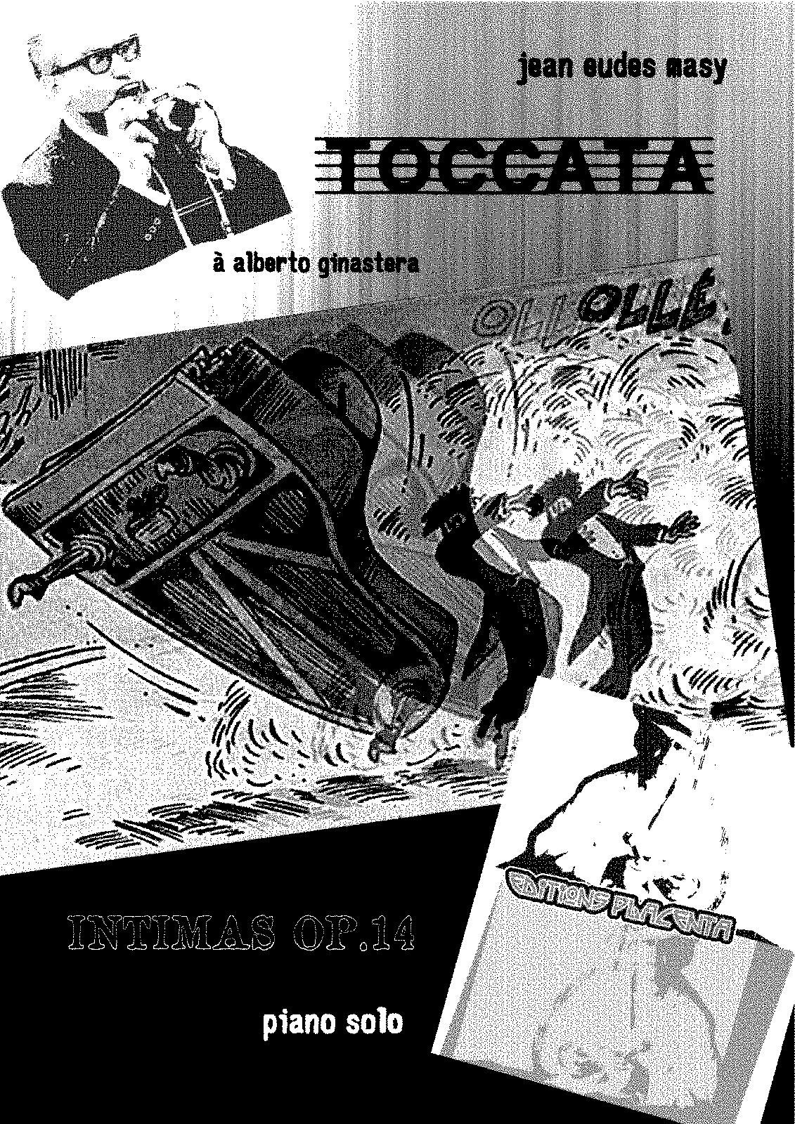 alberto ginastera op 2 pdf scribd