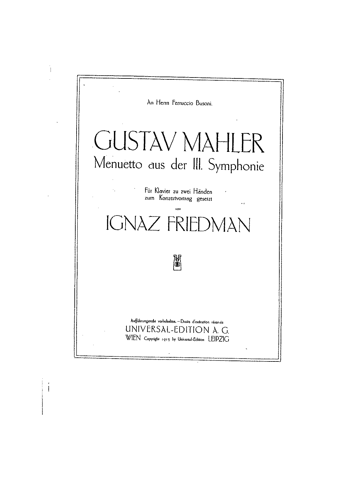 Friedman-Mahler - Minuet from Symphony No.3.pdf