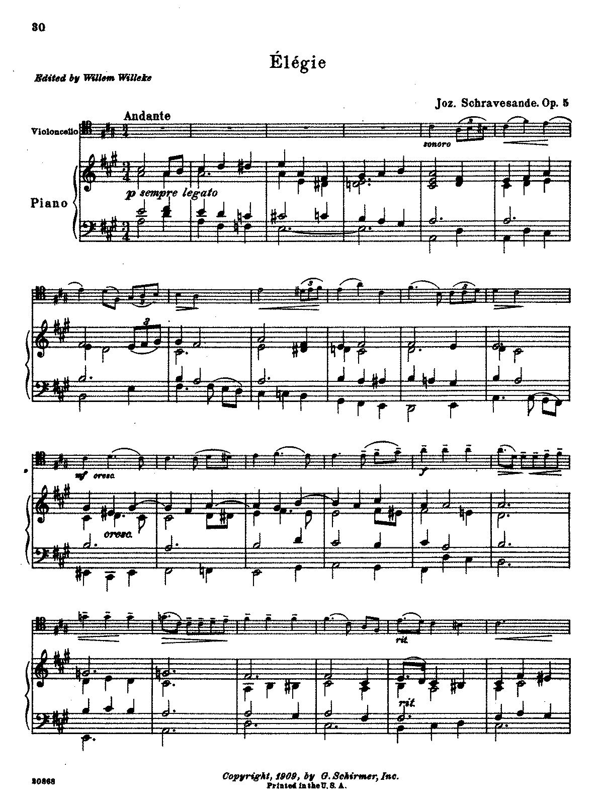 PMLP236818-Schravesande - Elegie Op5 (Willeke) for cello and piano.pdf
