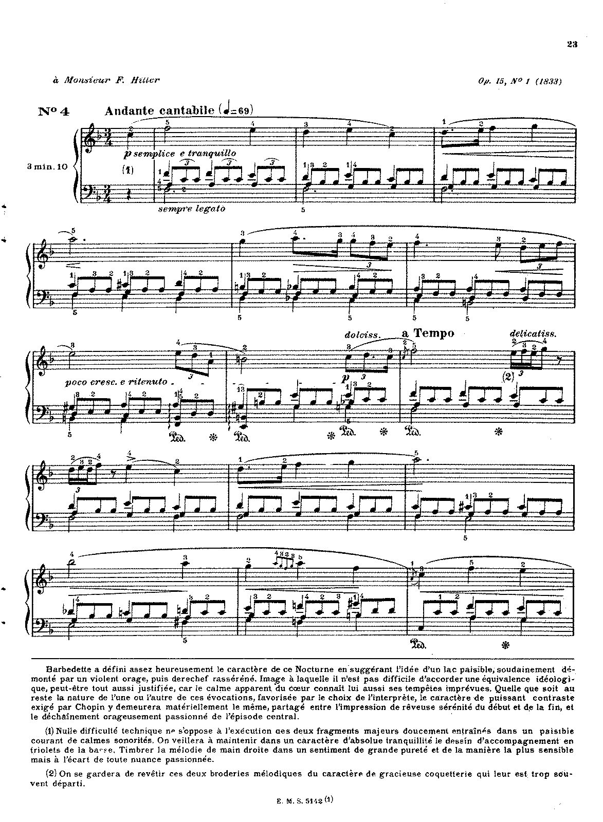 Nocturnes op15 chopin frdric imslppetrucci music library nocturnes op15 chopin frdric imslppetrucci music library free public domain sheet music hexwebz Images