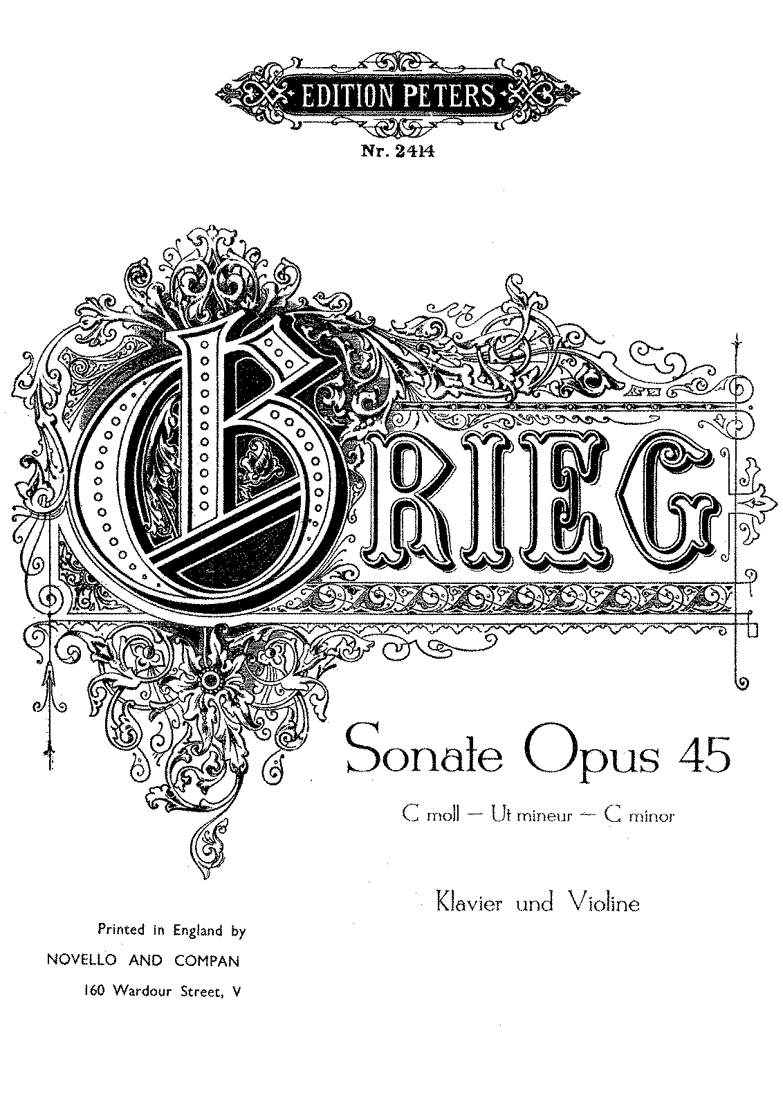 Sonate c-minor Grieg.pdf