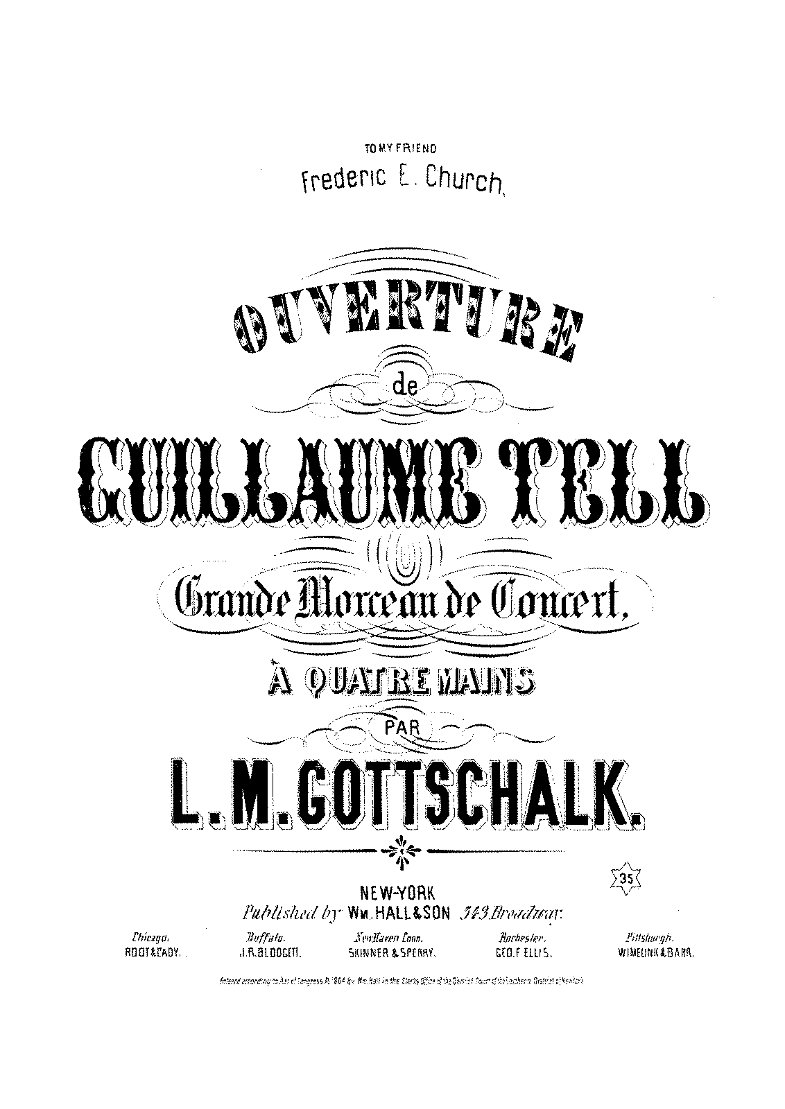 PMLP610209-Gottschalk - Rossini - William Tell - Ouverture - 4H.PDF