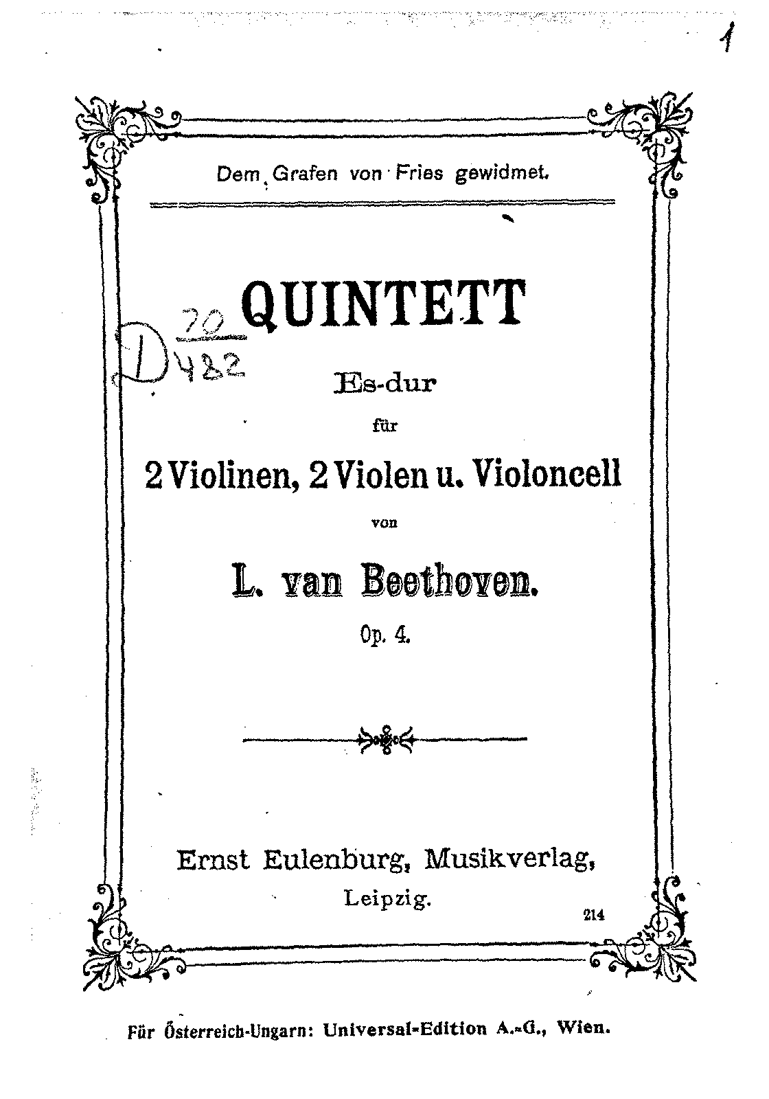 PMLP40971-Beethoven - String Quintet in Eb for 2 Violins 2 Violas and Cello Op4.pdf