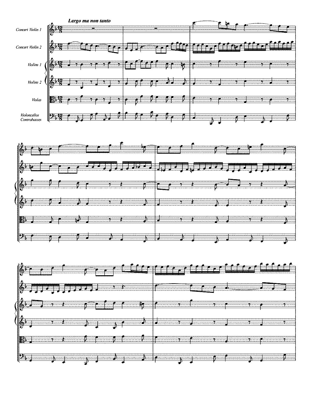 Bach Double Suzuki Book  Viola