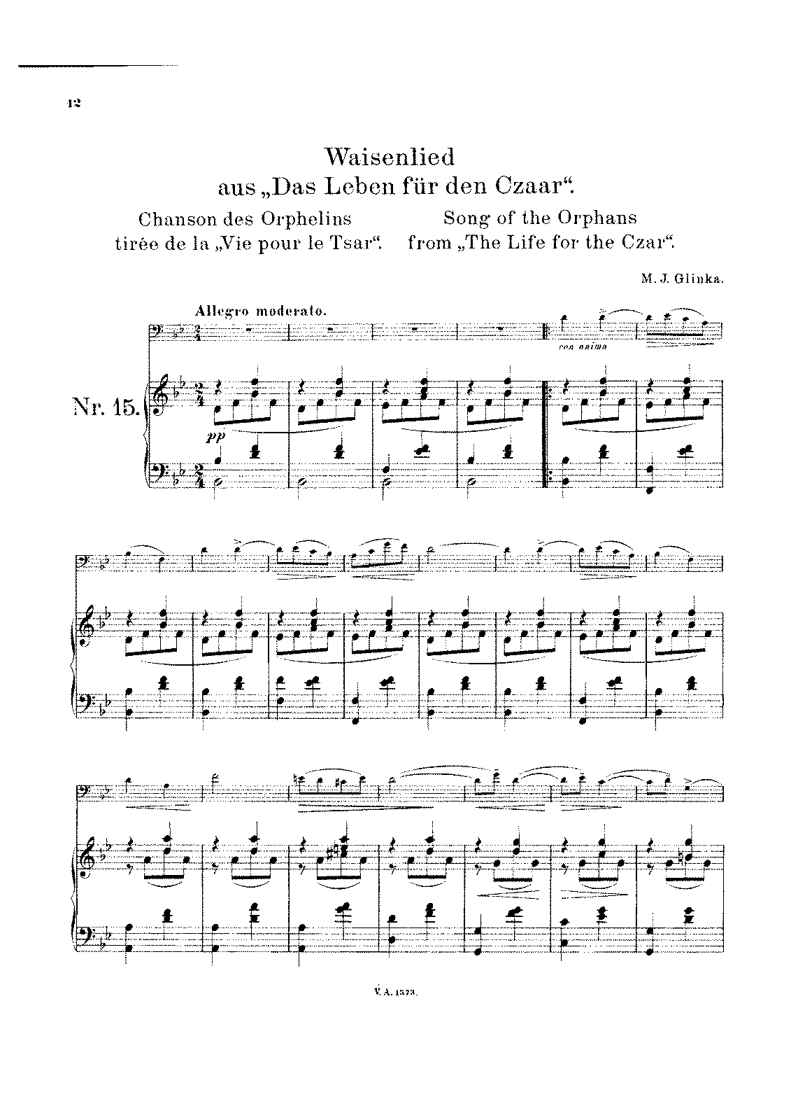 PMLP112614-Glinka - Song of the Orphans from The Life for the Czar (Salter) Cello Piano score.pdf