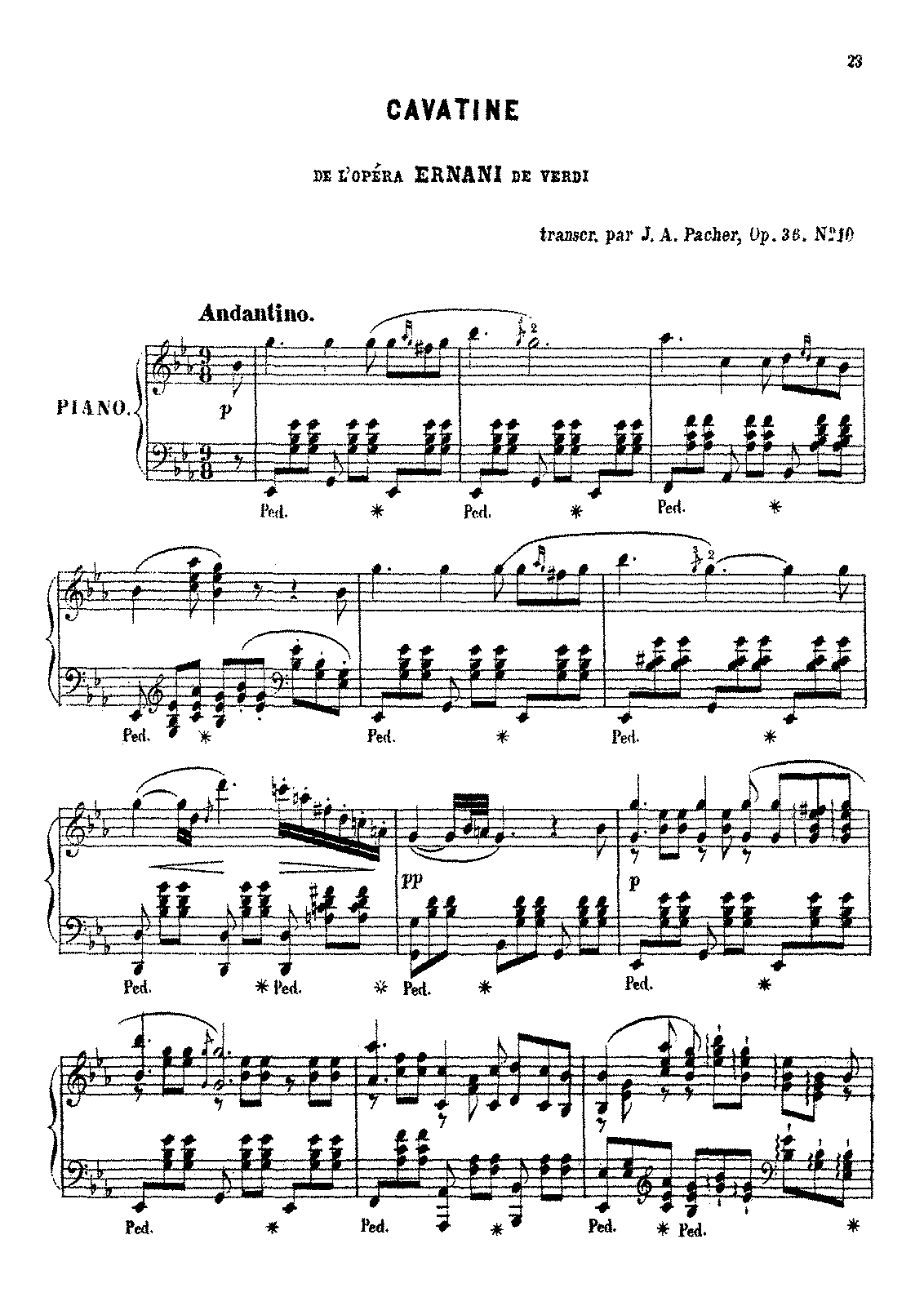 PMLP613090-Pacher - 36 Melodienschatz - Transcription - Verdi - Ernani - Cavatine Op.36 No.10 - Jurgenson.pdf