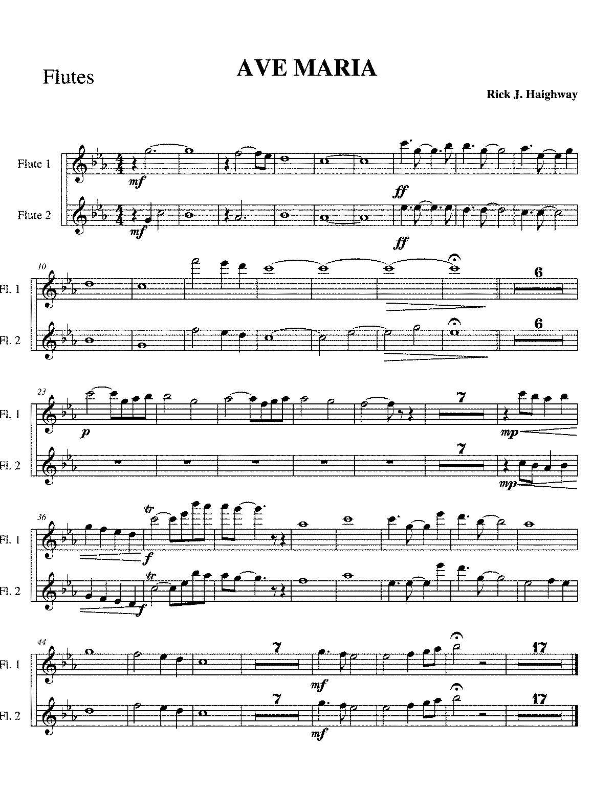 PMLP440245-Finale PrintMusic 2008 - -Ave Maria Orchestra - 001G Flutes.pdf