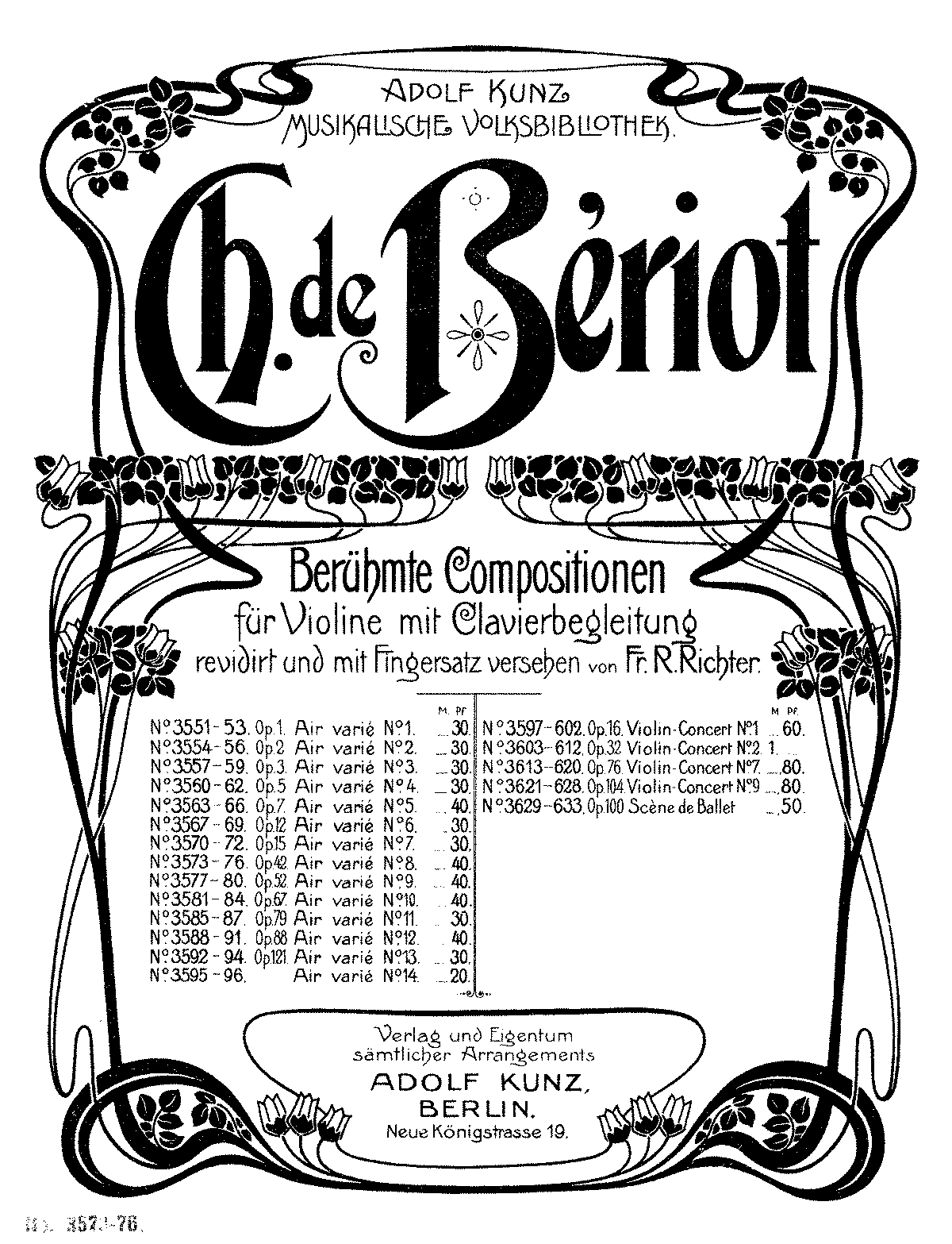 PMLP97082-Beriot - Air with Variations No8 Op42 violin piano.pdf