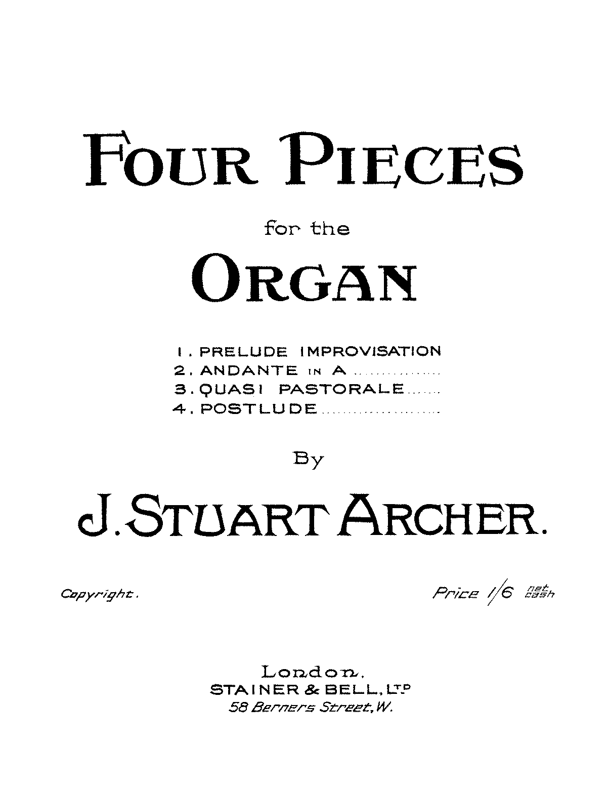 PMLP481219-Archer Four Pieces for Organ.pdf
