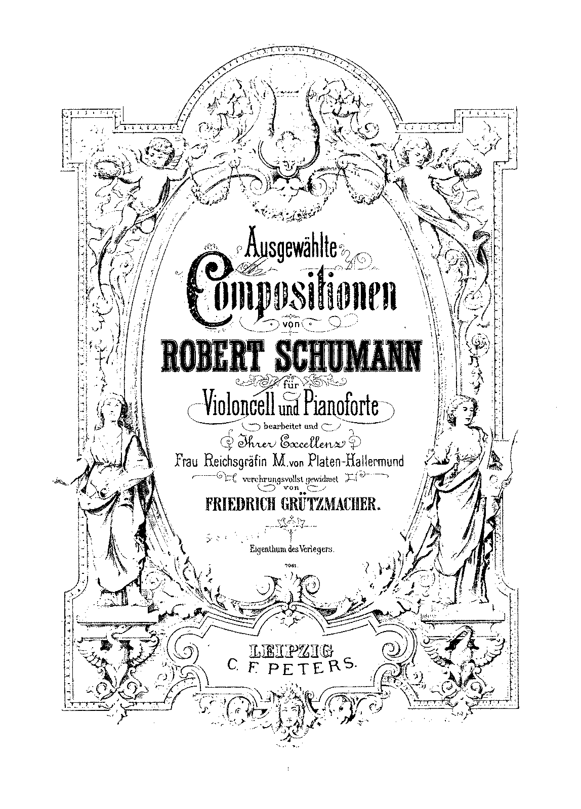 PMLP02799-Schumann - Traumerei Op15 Cello and Piano (Grutzmacher) parts.pdf