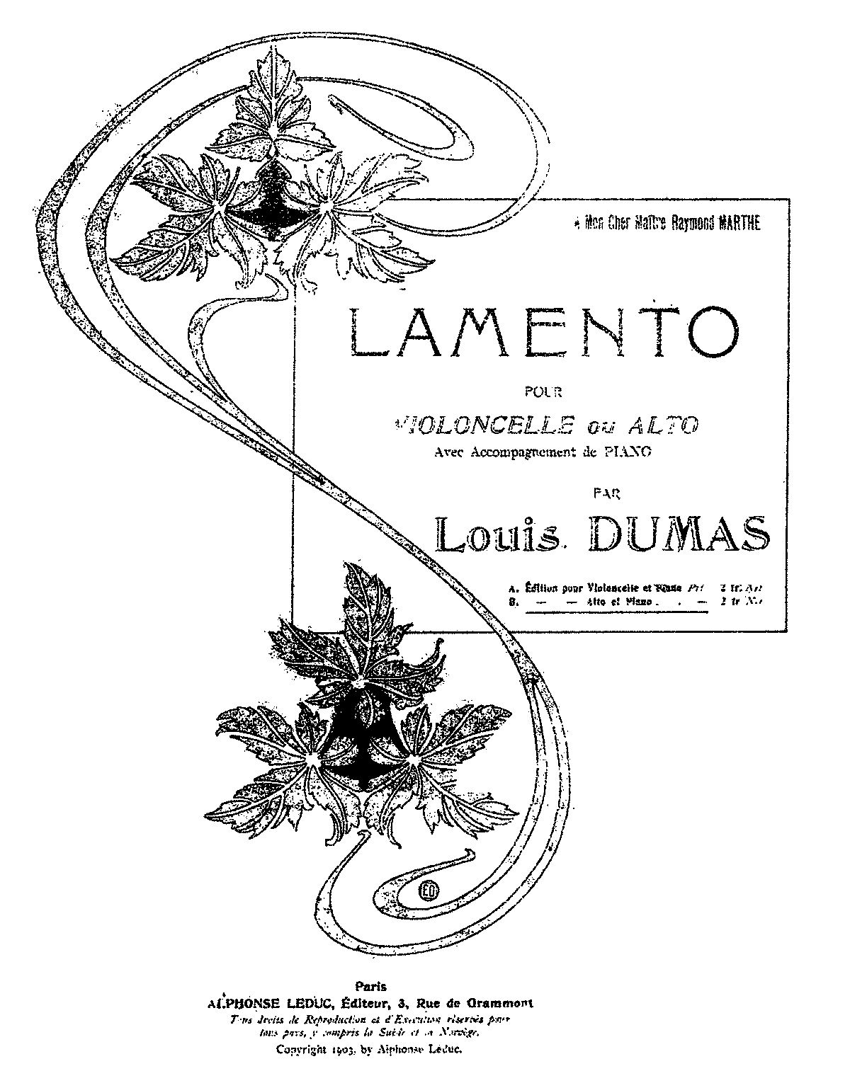 PMLP129267-Dumas Lamento for Viola and Piano.pdf