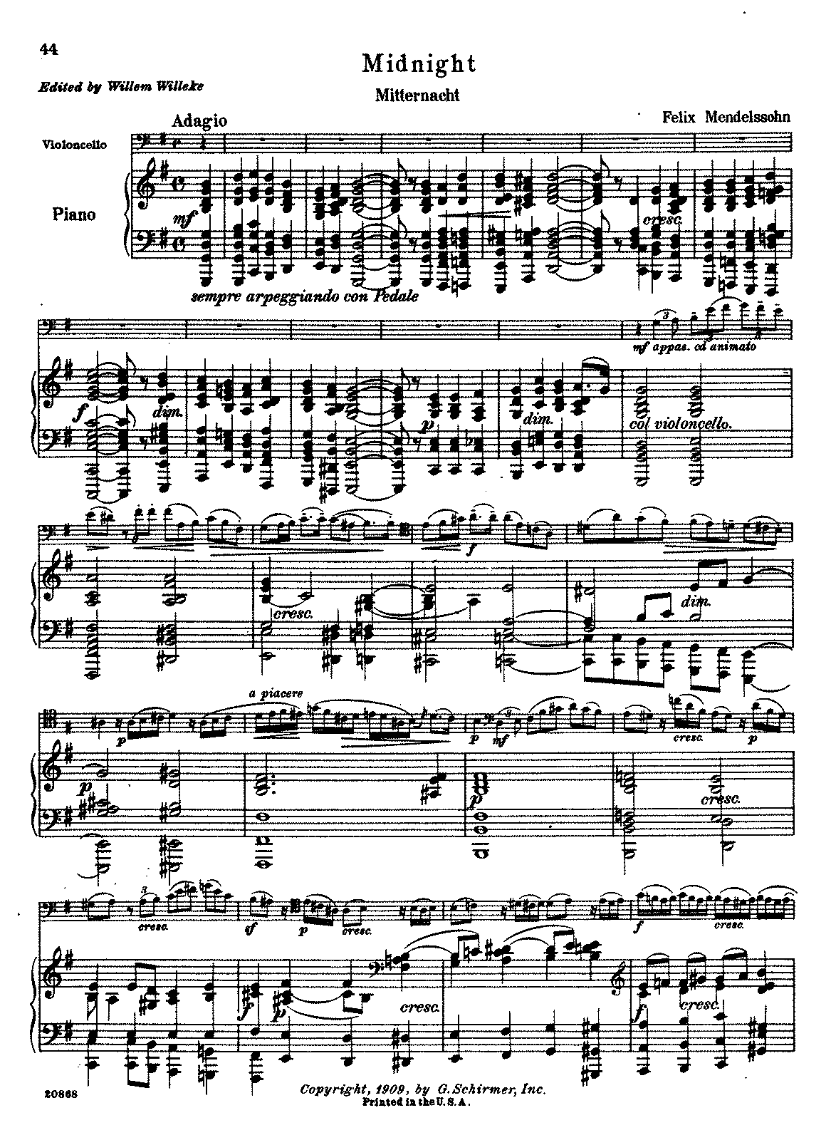 PMLP236800-Mendelssohn - Midnight Mitternacht (Willeke) for cello and piano.pdf