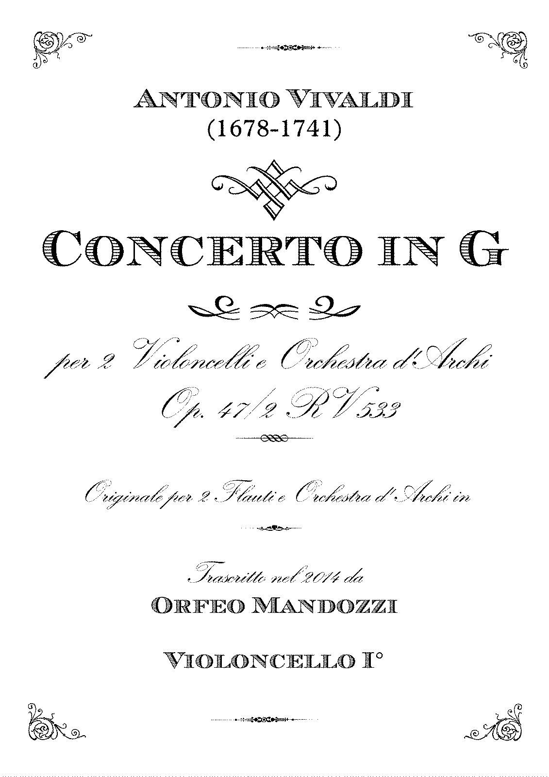 PMLP98141-Vivaldi Mandozzi Concerto for 2 Cellos G major CELLO1.pdf