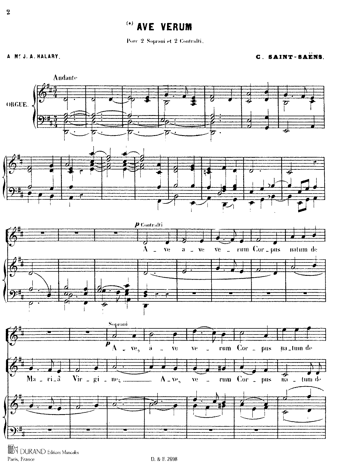 PMLP86986-Saint-Saëns - Ave Verum in D.pdf