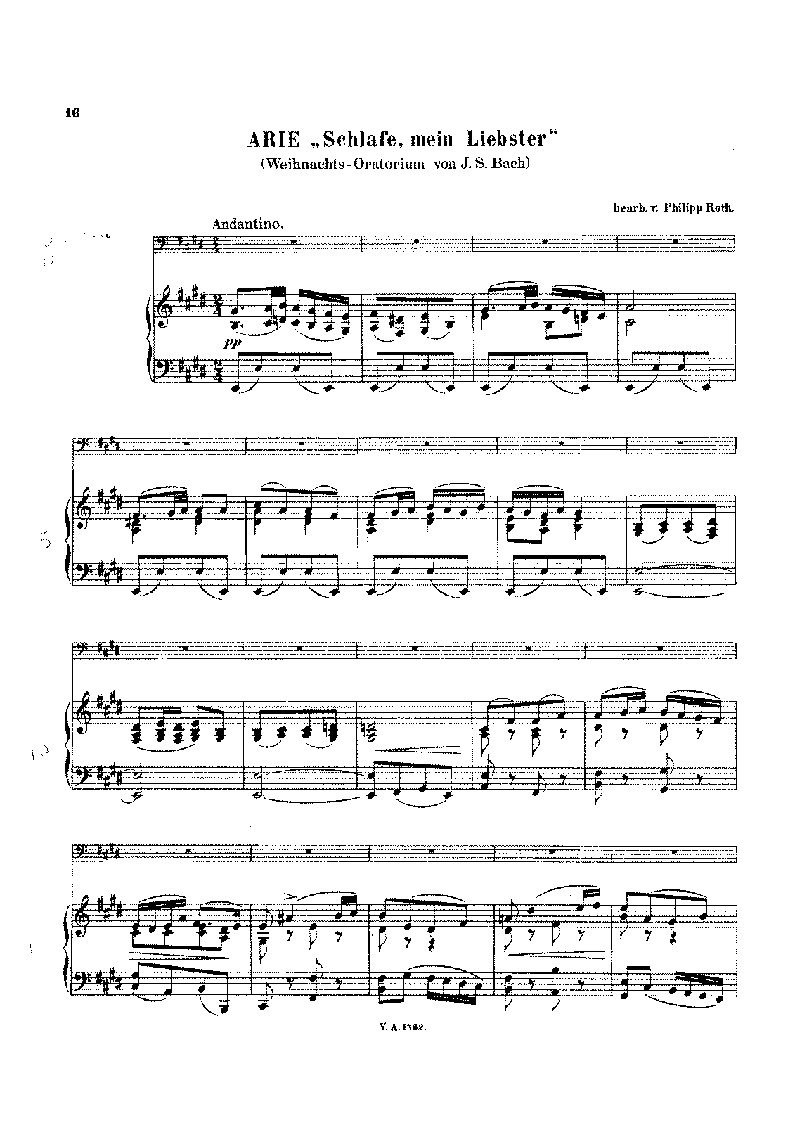 PMLP06314-Bach - Aria Schlafe mein Liebster from Christmas Oratorium (Roth) Cello Piano score.pdf