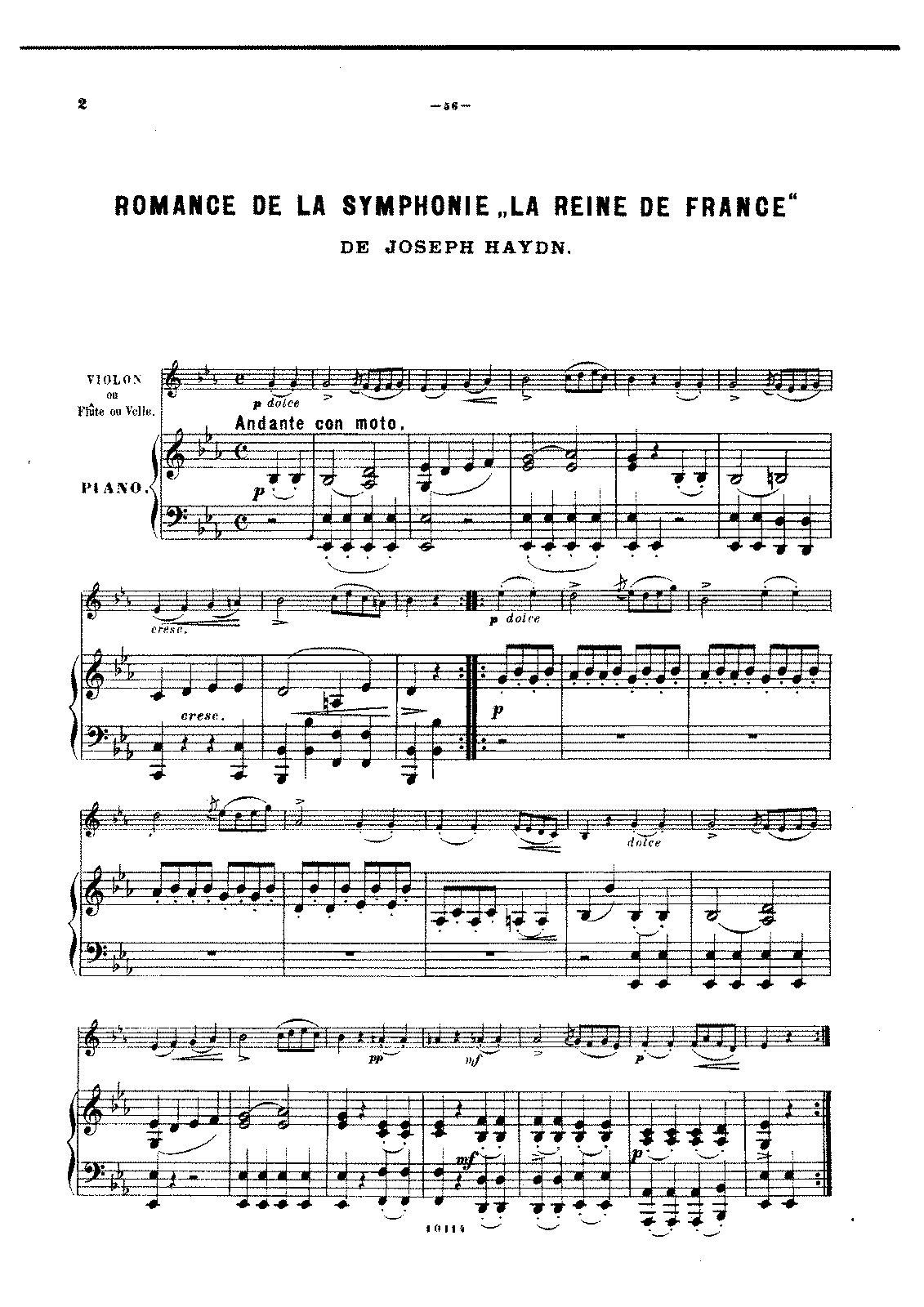 PMLP61590-Haydn - Romance from Reine Symphony for Cello and Piano score.pdf