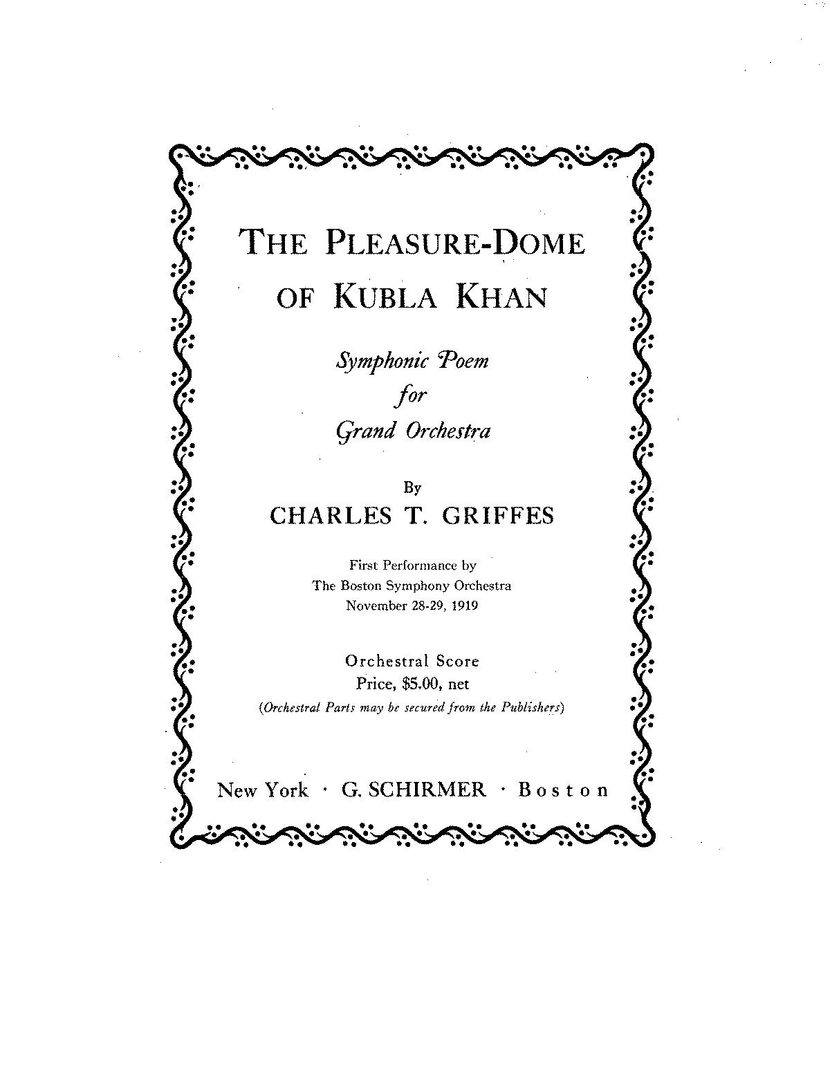 PMLP46399-Griffes - The Pleasure-Dome of Kubla Khan.pdf