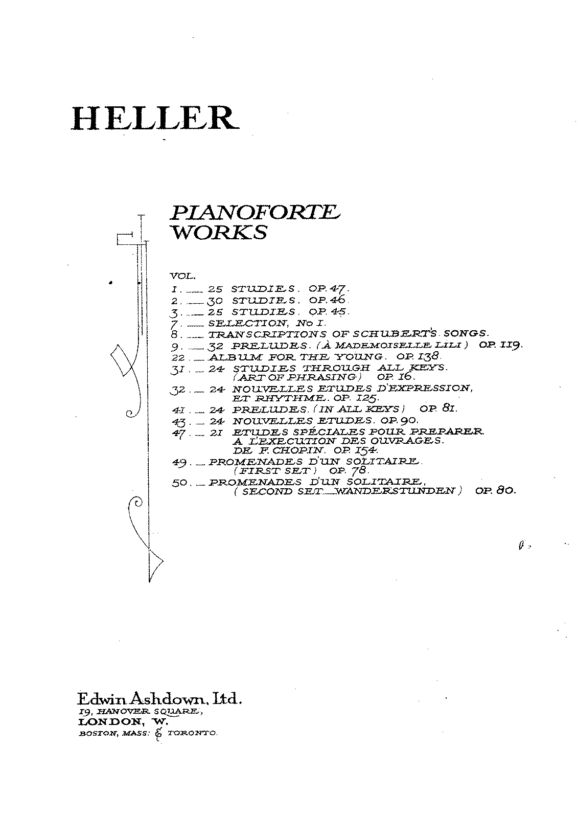 Heller - Op.138 - Album for the YOung.pdf