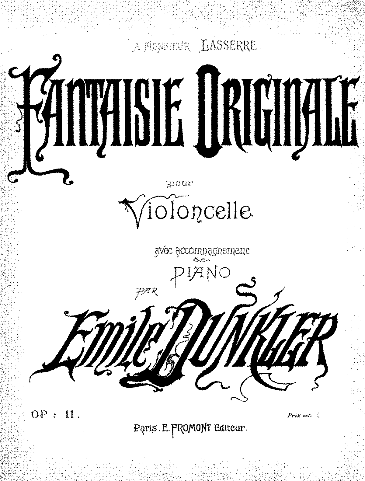 PMLP123110-Dunkler - Fantasie Originale Op11 for cello and piano vc.pdf