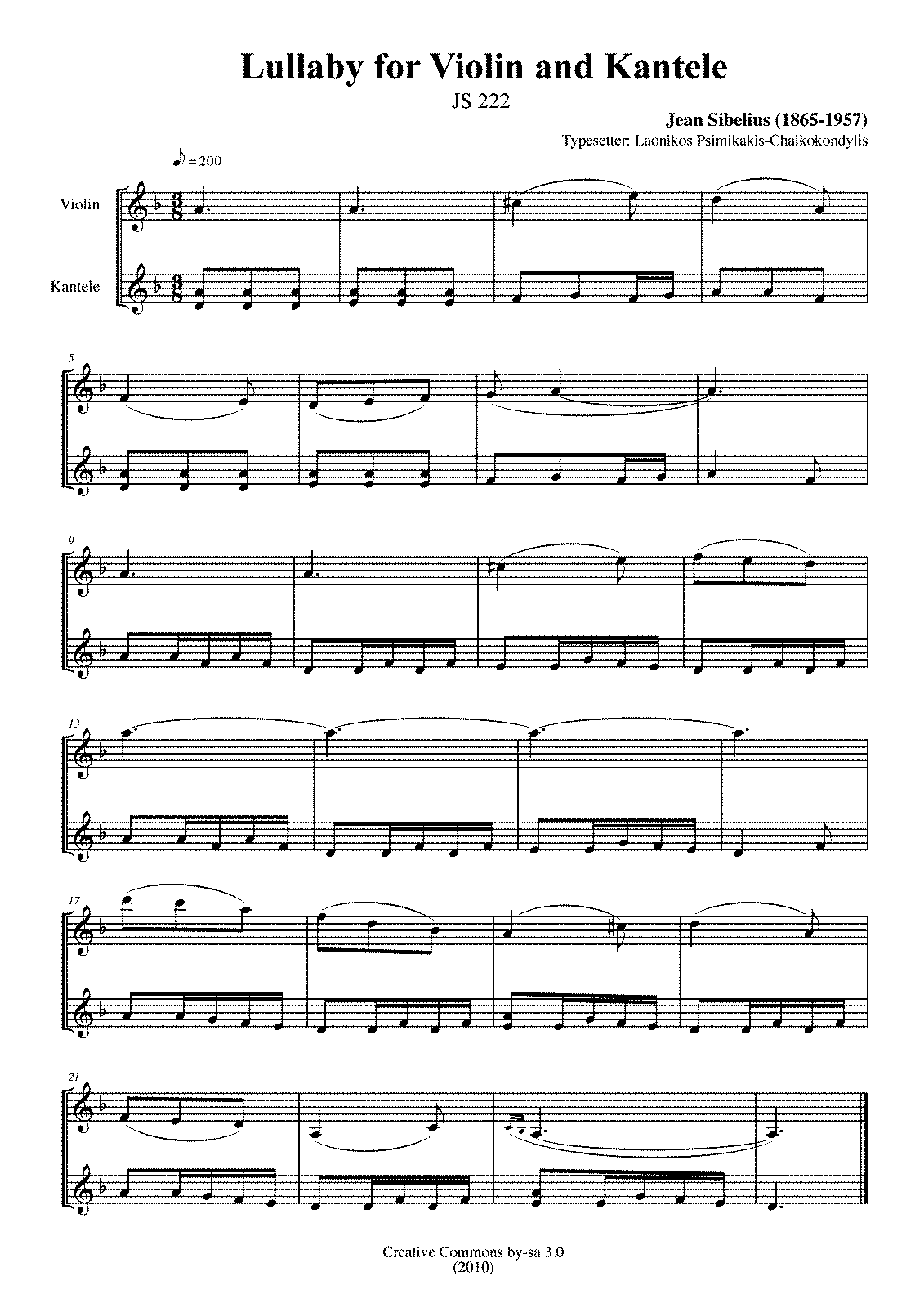 PMLP122624-Sibelius - Lullaby for Violin and Kantele (typeset).pdf