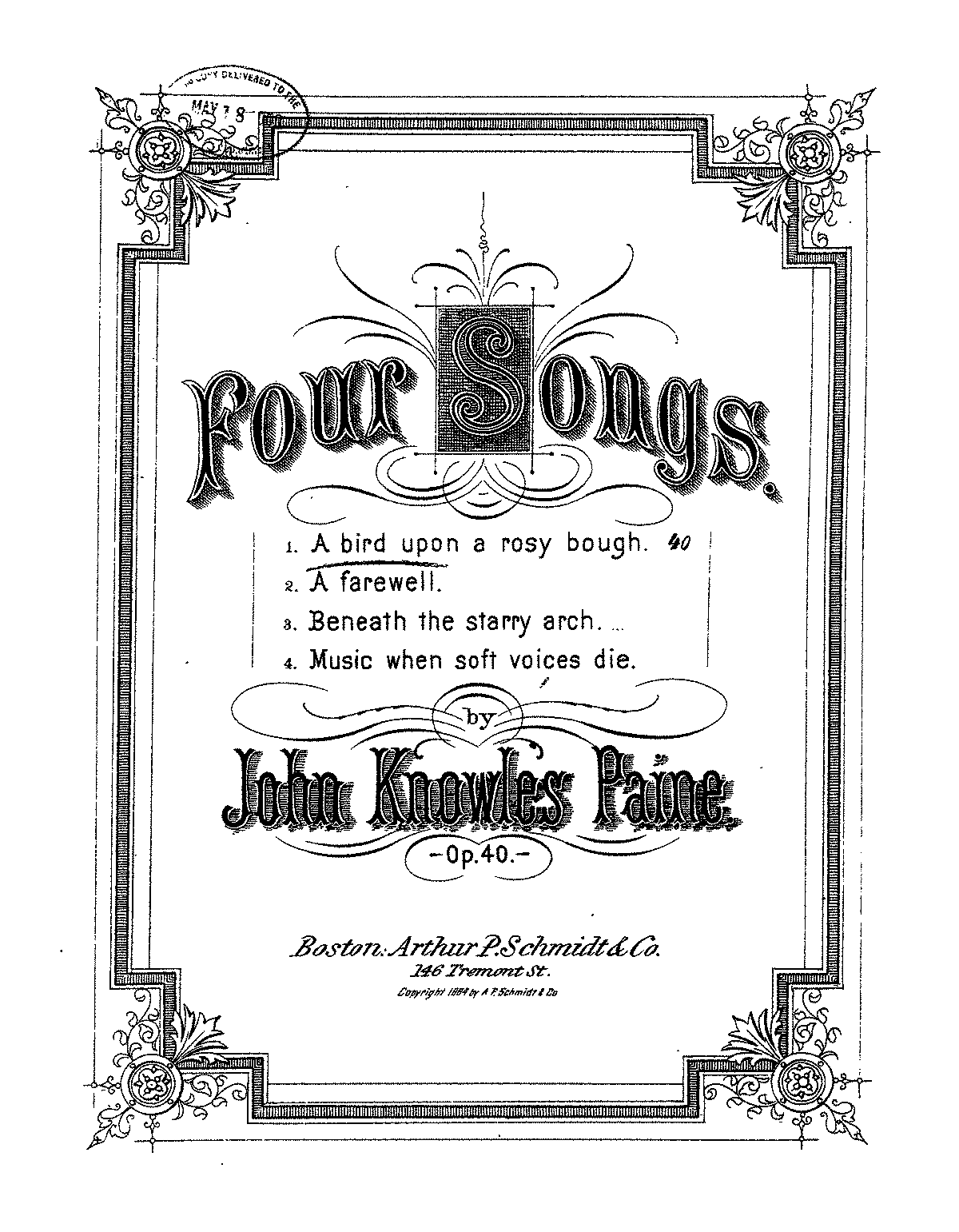 PMLP139328-Paine 4 Songs Op.40 No.1 A Bird Upon A Rosy Bough.pdf