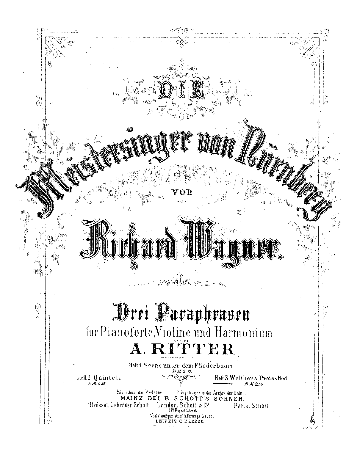 PMLP16799-Wagner Die Meis Walther's Prize Song Ritter Schott.pdf