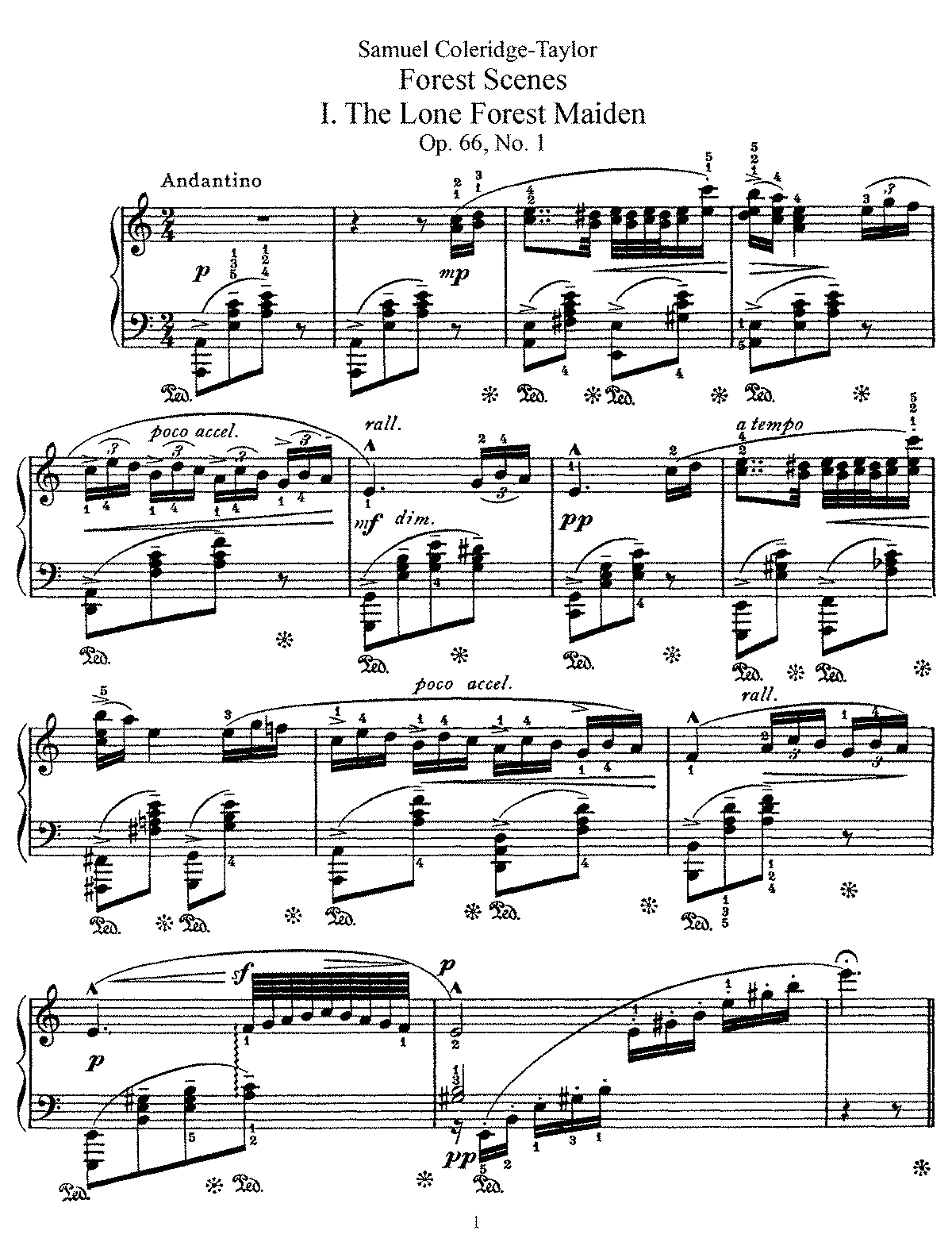Coleridge-Taylor - Forest Scenes, Op.66 (piano).pdf