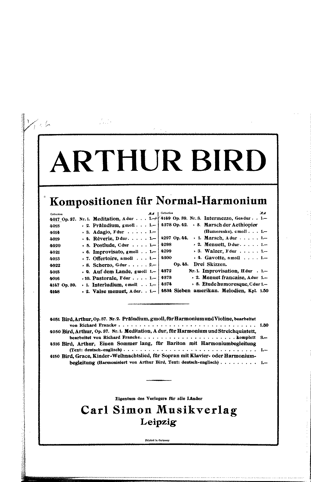 PMLP132781-Bird (Arthur) - 10 Pieces for Harmonium, op. 37.pdf