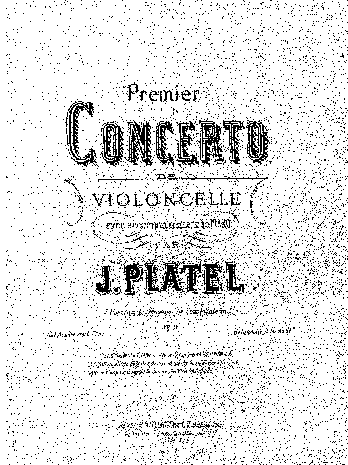 PMLP151358-Platel - Cello Concerto No1 Op3 (Rabaud) cello and piano PNO.pdf