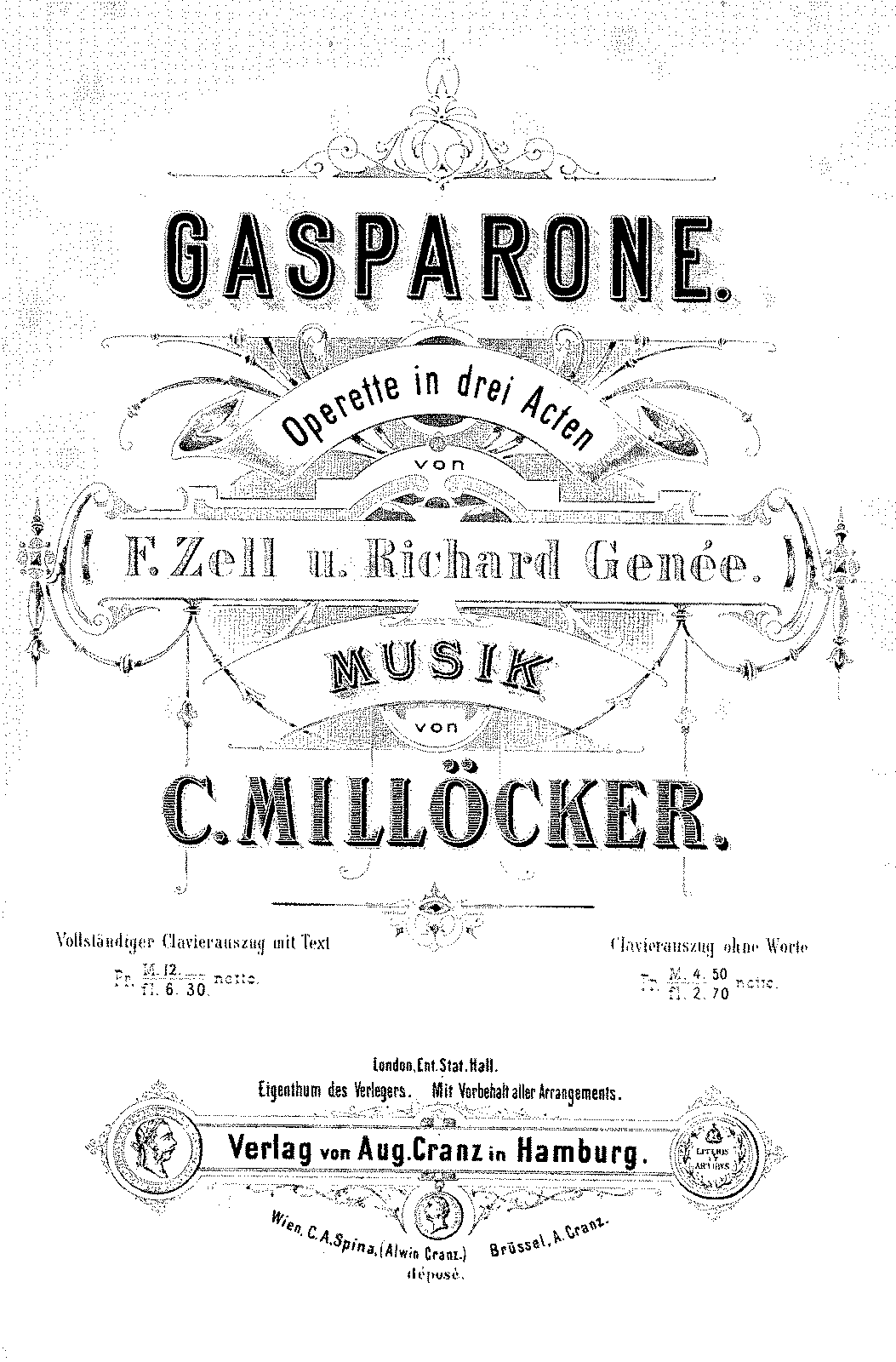 PMLP213472-Millocker - Gasparone VS.pdf