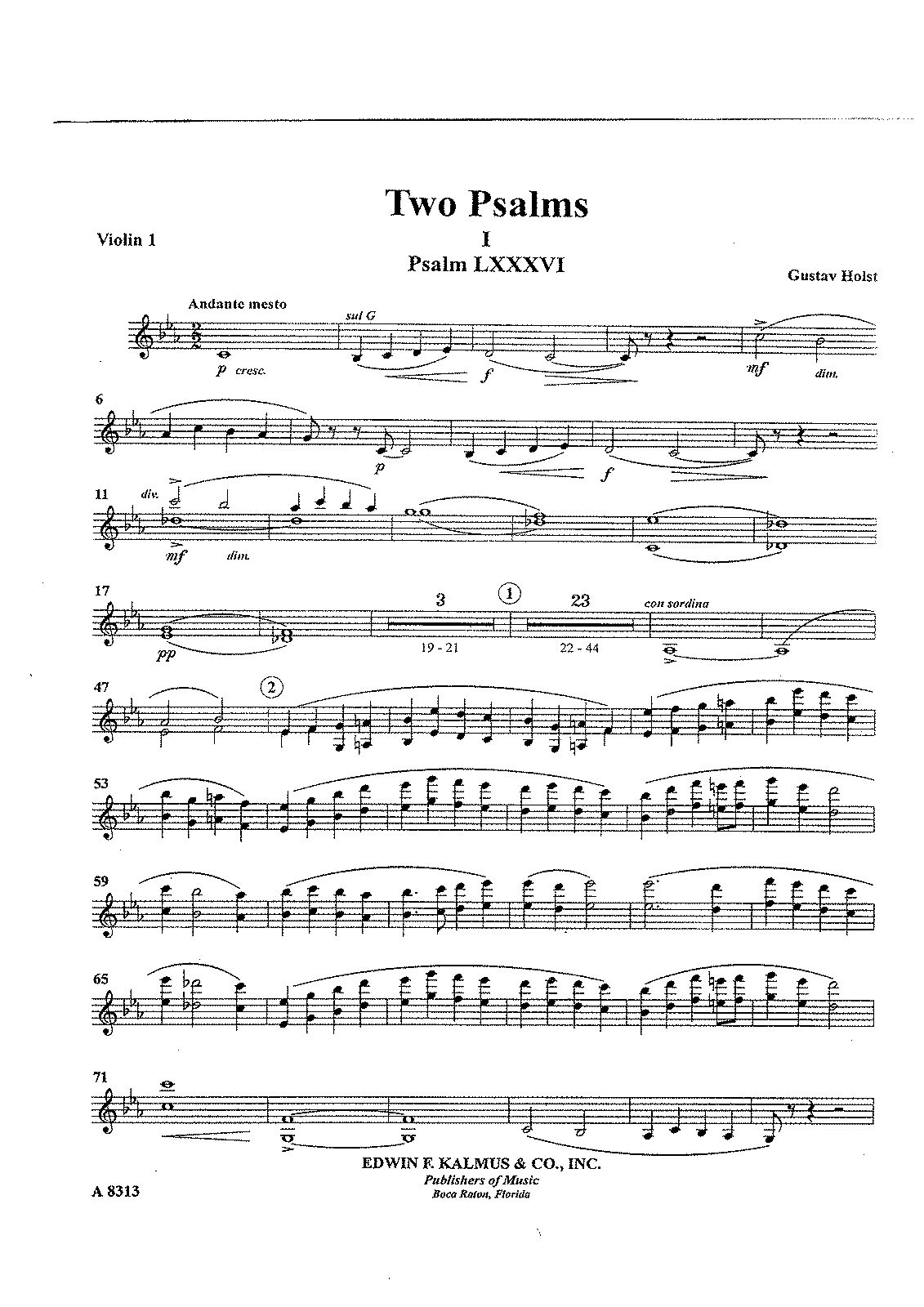 PMLP589189-Holst - Two Psalms - Violin 1.pdf