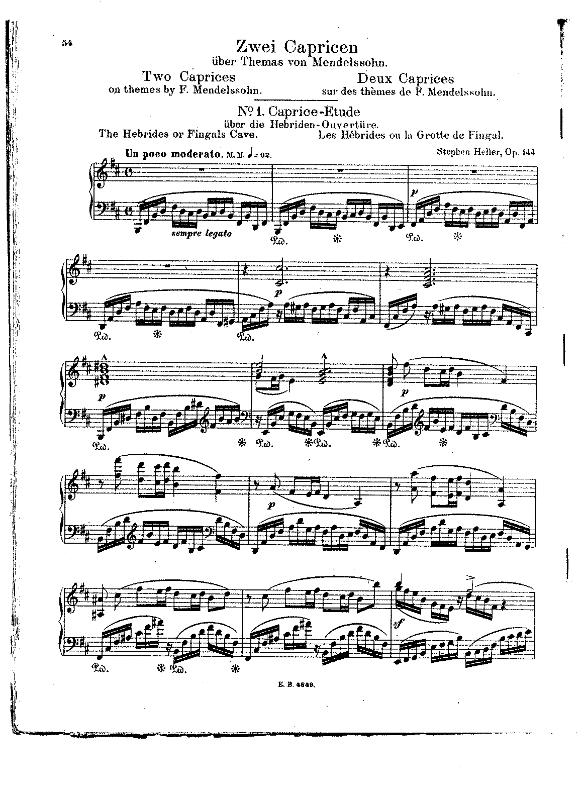 Heller - 2 Caprices on Themes by Mendelssohn No.1 - Caprice-Etude.pdf