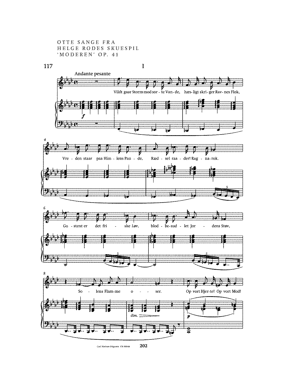 PMLP697475-14. 8 songs from Music for Helge Rode's Play 'The Mother', Opus 41.pdf